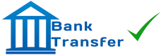 Bank Transfer payment for Dominican items