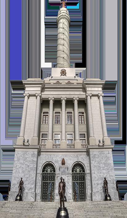 Monumento a Los Héroes de La Restauración, Santiago República Dominicana