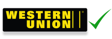 Western Union or Vimenca payment method for Dominican products
