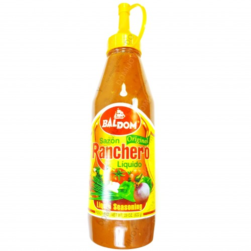 Dominican Baldom Ranchero Liquid Seasoning