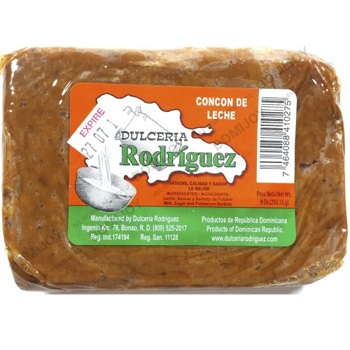 Rodriguez-Milk Concon