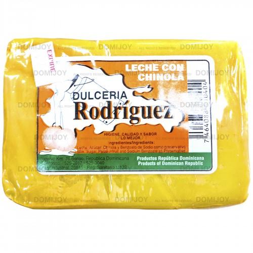 Rodriguez-Dulce Leche con Chinola