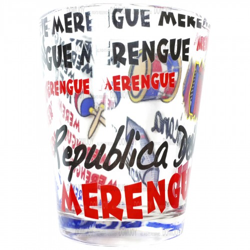 Shot Glass Merengue Instruments