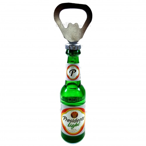 Presidente light-Bottle opener
