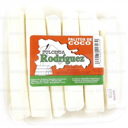 Rodriguez-Coconut Sticks