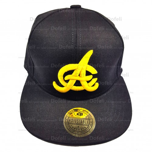 Aguilas Logo-Adjustable Cap Black