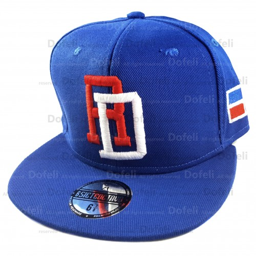 Dominican Blue World Baseball Classic Tournament Adjustable Cap
