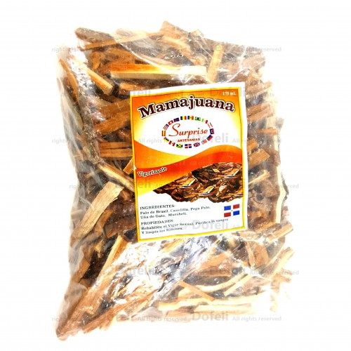 Dominican Mamajuana Natural Roots, Sticks and Leaves