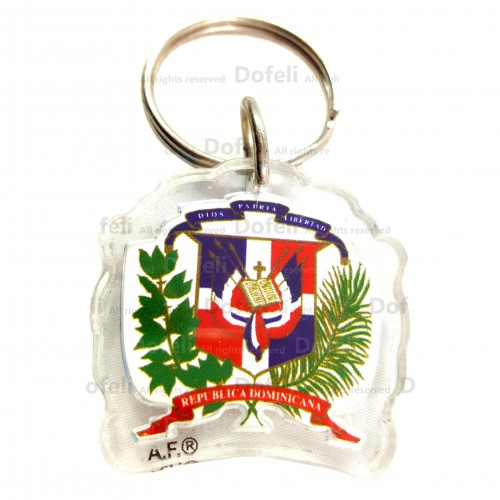 Flag Shield-Key Chain