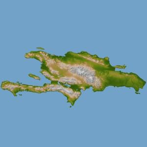 Hispaniola Española Dominican Haiti