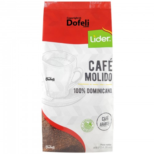 coffee-lider-dominican-ground-jarabacoa-la-vega-arabica